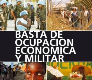 Haiti Campaña de Solidaridad