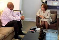 Martelly + Honore
