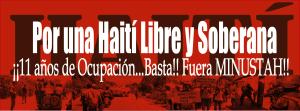 CAMPAÑA HAITÍ