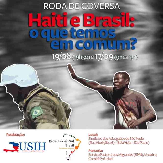 Haiti-brasil que tenemos en comun