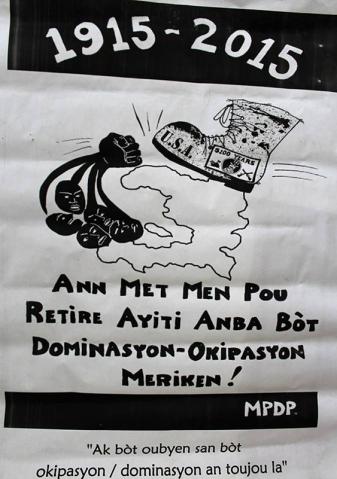 Lanzamiento afiche 100 years