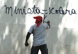 grafiti colera