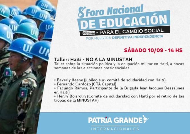 taller-haiti-foro-educacion