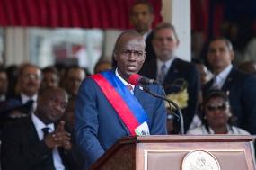 El empresario Jovenel Moise toma posesión como nuevo presidente de Haití