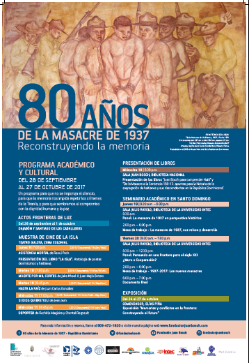 haiti + 80 años masacre