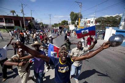 protestas-haiti
