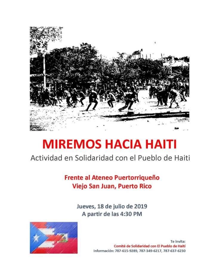 Acto Puerto Rico