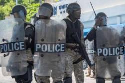 haiti-policia
