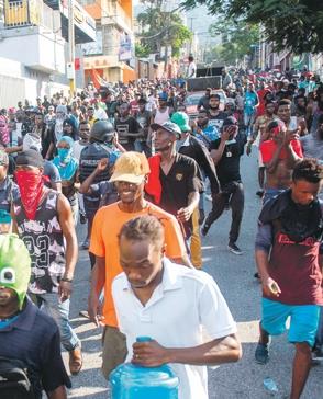 haitianos-se-tiran-otra-vez-a-las-calles-pidiendo-la-renuncia-de-mose
